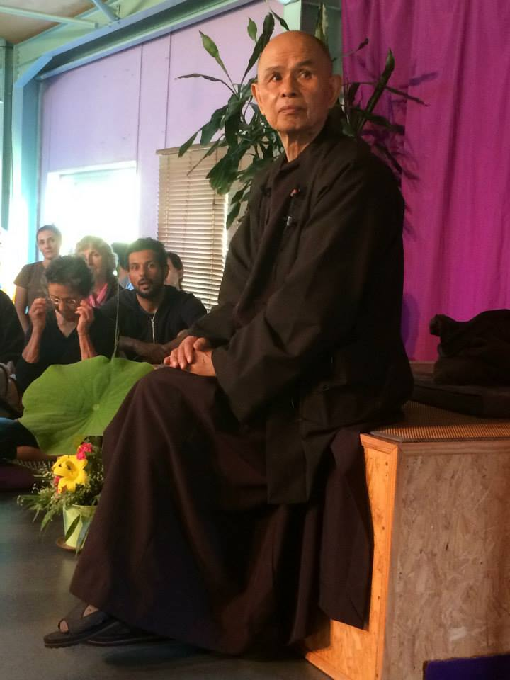 Thich Nhat Hanh 2014
