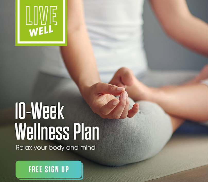 Free 10-week mindfulness plan