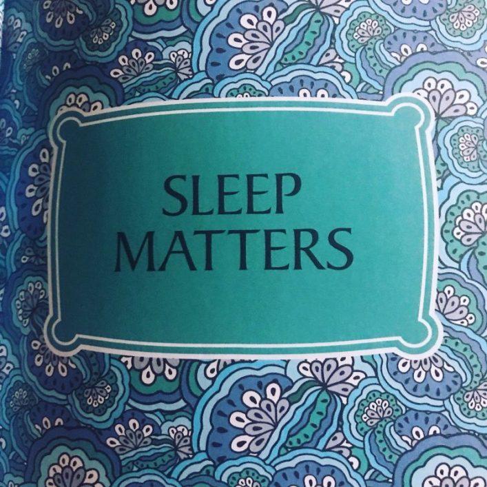 pic of sleep matters