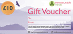 pic of the £10 gift voucher